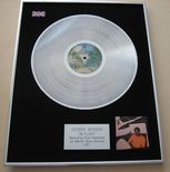 GEORGE BENSON - IN FLIGHT PLATINUM LP PRESENTATION Disc